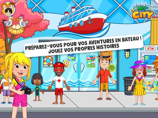 My City : Aventures en bateau screenshot 7