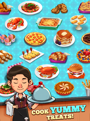 Télécharger Gratuit Idle Cook Tycoon: A cooking manager simulator mod apk screenshots 5