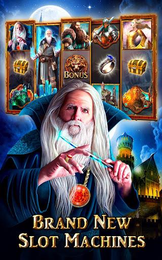 Wizard's Magic Slot Machines