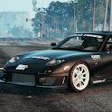 RX 7 Turbo Car Simulator icon