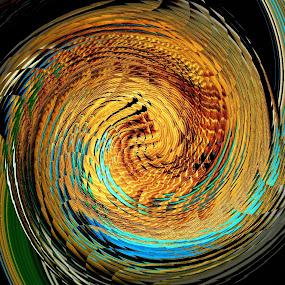 by Branko Levačić - Digital Art Abstract