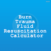 Fluid Resuscitation Calculator