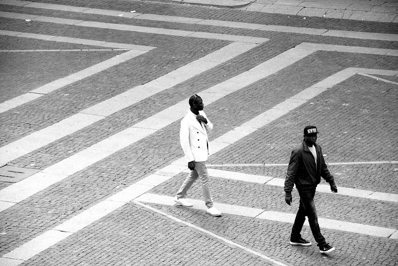 Bianco nero in stile di Roberto58