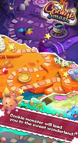 android Cookie Smash Screenshot 5