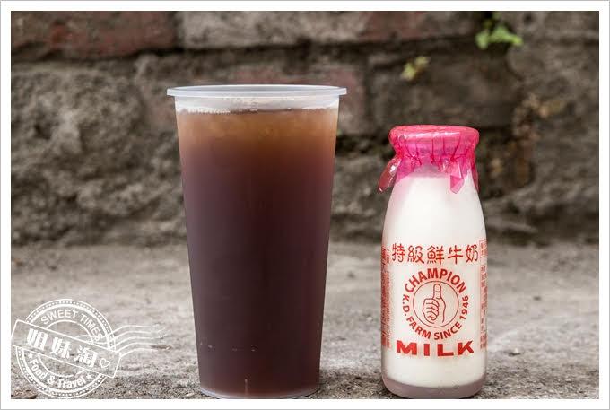 茶舍紅茶冰紅茶鮮奶