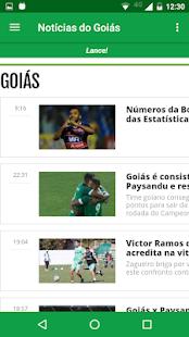 Download Notícias do Goiás For PC Windows and Mac apk screenshot 6