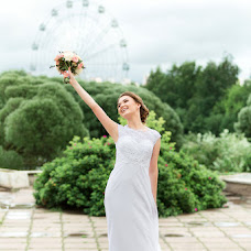 Wedding photographer Andrey Zakharischev (Fotosahar). Photo of 23.08.2018