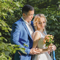 Wedding photographer Darya Dremova (Dashario). Photo of 15.08.2018