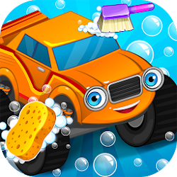 Cuci Mobil - Truk Rakasa