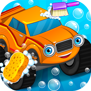 Car Wash - Monster Truck for PC