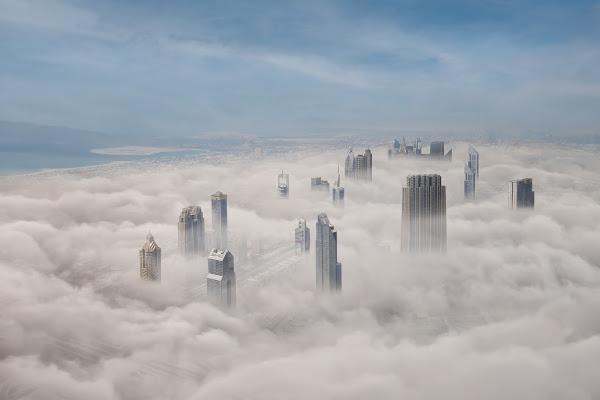 Sopra le nuvole di Madison
