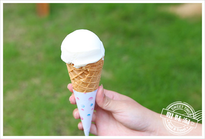 小琉球荷花軒手工冰淇淋螺絲起子