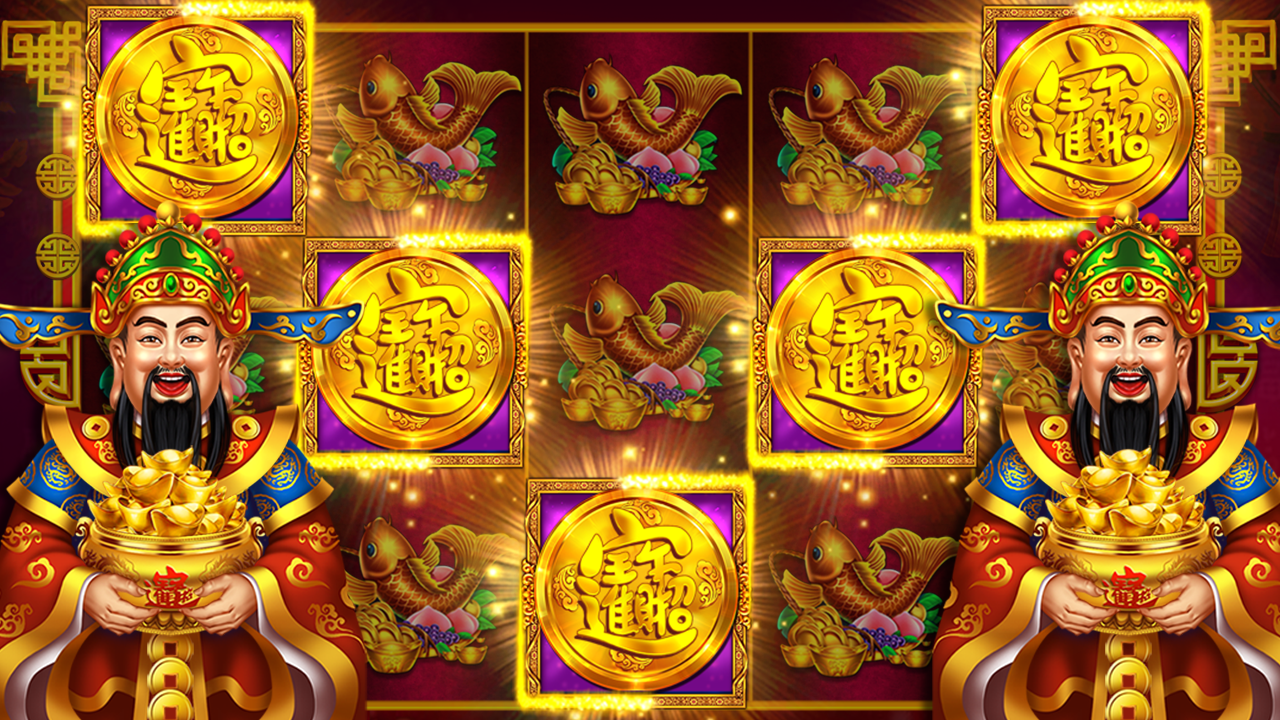 God of Wealth Slots - Play Free Casino Slot Games