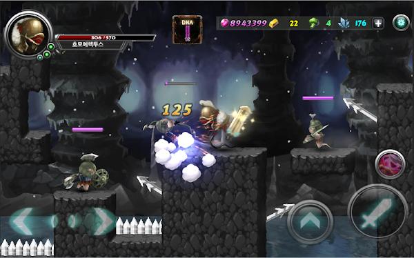 Dark Hero : Another World- screenshot thumbnail