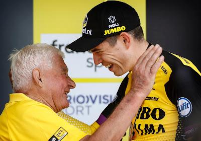 """Opa van Mathieu van der Poel verrast door Wout Van Aert: """"Een tijdrit, tot daaraan toe. Maar een sprint?"""""""