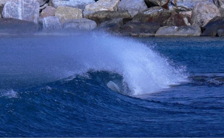 L'onda che..... di ginko126