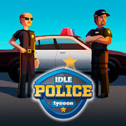 Idle Police Tycoon v1.0.2 Mod (Unlimited Money) APK Free For Android