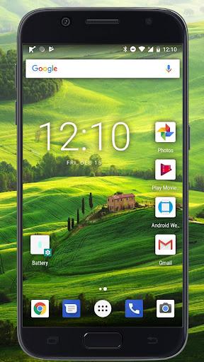 Transparent Phone Screen HD Simulation screenshot 2