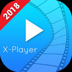 2018 XXPlayer : HD MAX Player - náhled