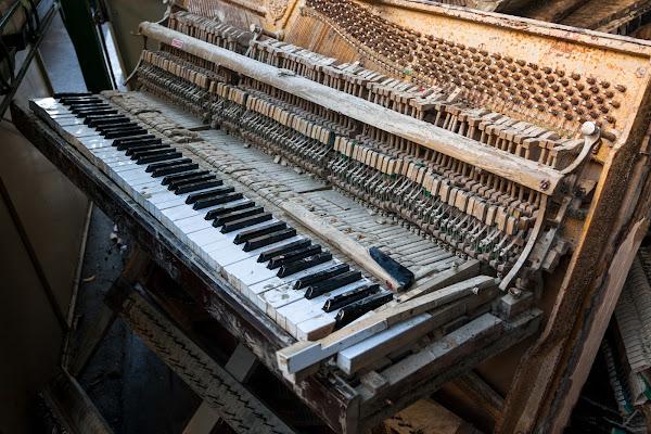 ...prima ero un pianoforte di Smith