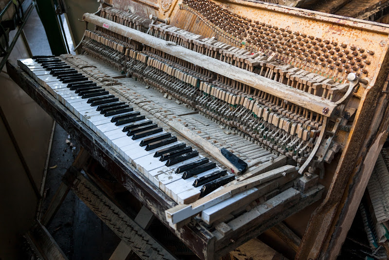 ...prima ero un pianoforte di Smith