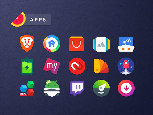 Sliced Icon Pack v1.2.6 [Patched] 1