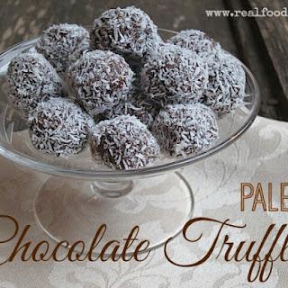 Paleo Chocolate Truffles