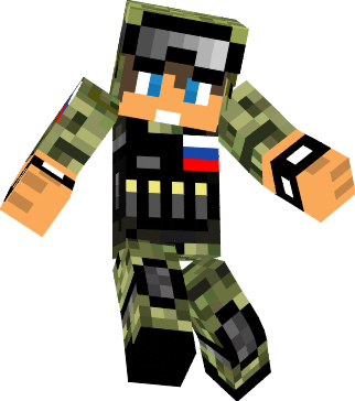 Guerra Nova Skin - Skins para minecraft pe guerra