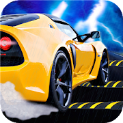 Game 100 speed bumps challenge : car simulation apk for kindle fire
