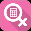 Menstrual Cycle Calculator icon