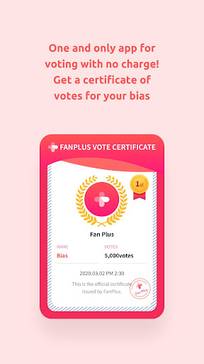FanPlus - All About the Kpop World for Fans 1.8.1 screenshots 3
