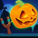 Angry Pumpkins Halloween icon