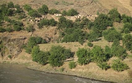 Village in Afghanistan.