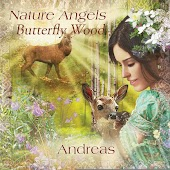 Nature Angels - Butterfly Wood
