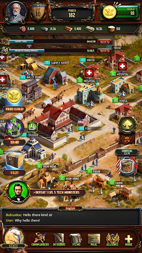 War and Peace: The #1 Civil War Strategy Game filehippodl screenshot 8