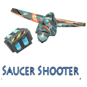 SAUCER SHOOTER