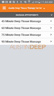 Austin Deep Tissue Therapy- screenshot thumbnail