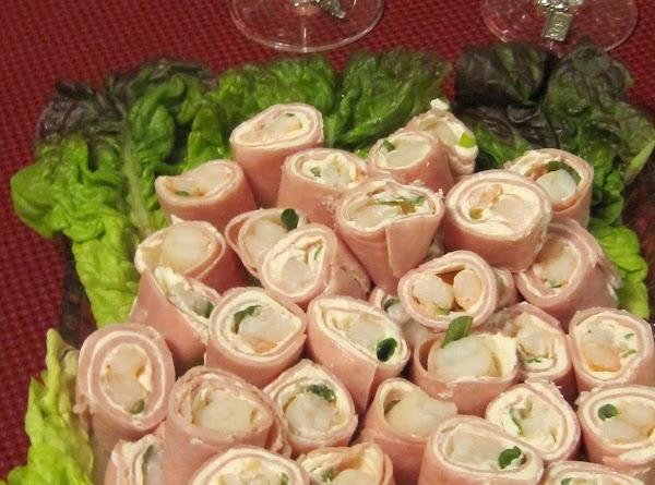 Bea's Ham Rolls Recipe