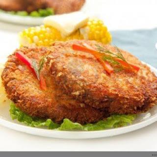 Salmon Croquette Recipe By Robbie.