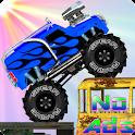 Monster Truck Junkyard NO ADS apk