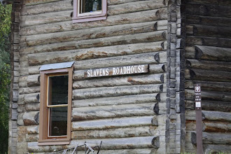 Photo: Yukon River. Slaven Roadhouse