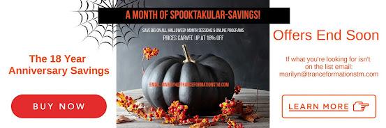 The 18 Year Anniversary 18% Savings