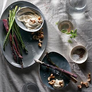 Cashew French Onion Dip.