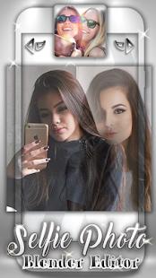 Selfie Photo Blender Editor - náhled