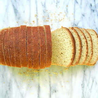 Maple Oatmeal Bread.