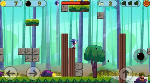 Super Sonic Speed Game 1.0 screenshots 1