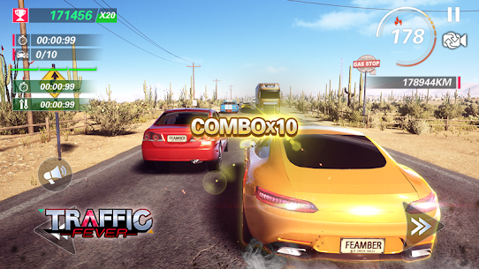 Traffic Fever-Racing game 1