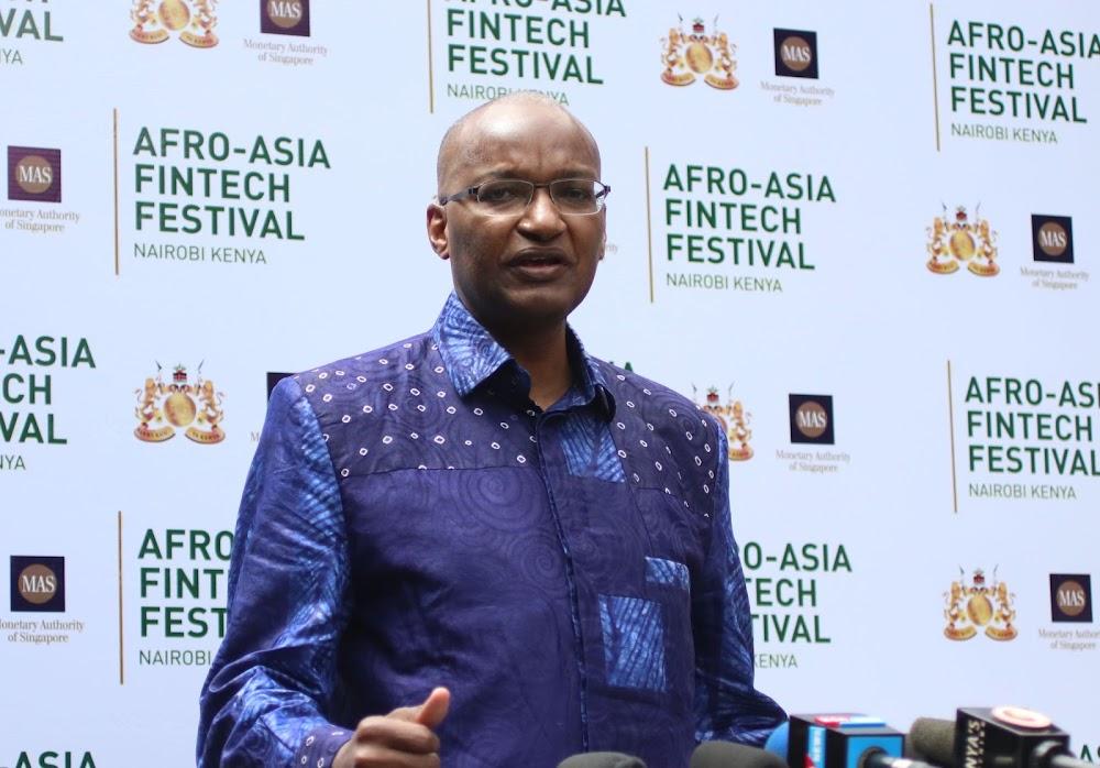 CBK postpones annual Afro-Asia Fintech Festival