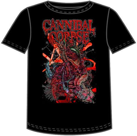 T-Shirt - Sickening Metamorphis