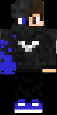 Skin Para Craftlandia ou Minecraft Original Comprado